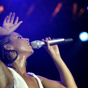 Alicia Keys | LeakedThots 3