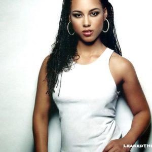 Alicia Keys | LeakedThots 7