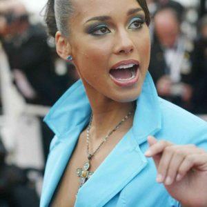 Alicia Keys | LeakedThots 35