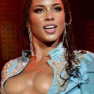 Alicia Keys | LeakedThots 34