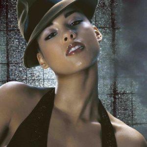 Alicia Keys | LeakedThots 9