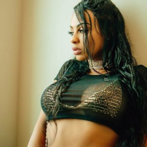 Analicia Chaves doggy style