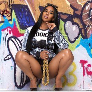 Ayisha Diaz legs spread