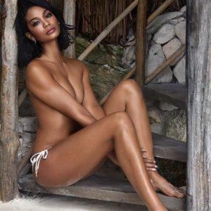 Chanel Iman | LeakedThots 37