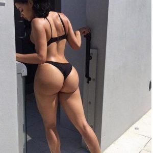 Erica Mena ass