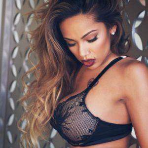 Erica Mena sexy naked