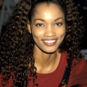 Garcelle Beauvais young black woman