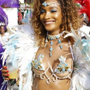 Jourdan Dunn Carnival