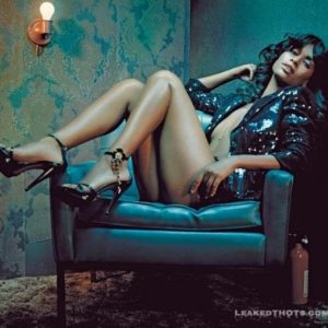 Joy Bryant sexy legs (Complex Magazine)