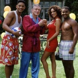 Cast from Fresh Prince