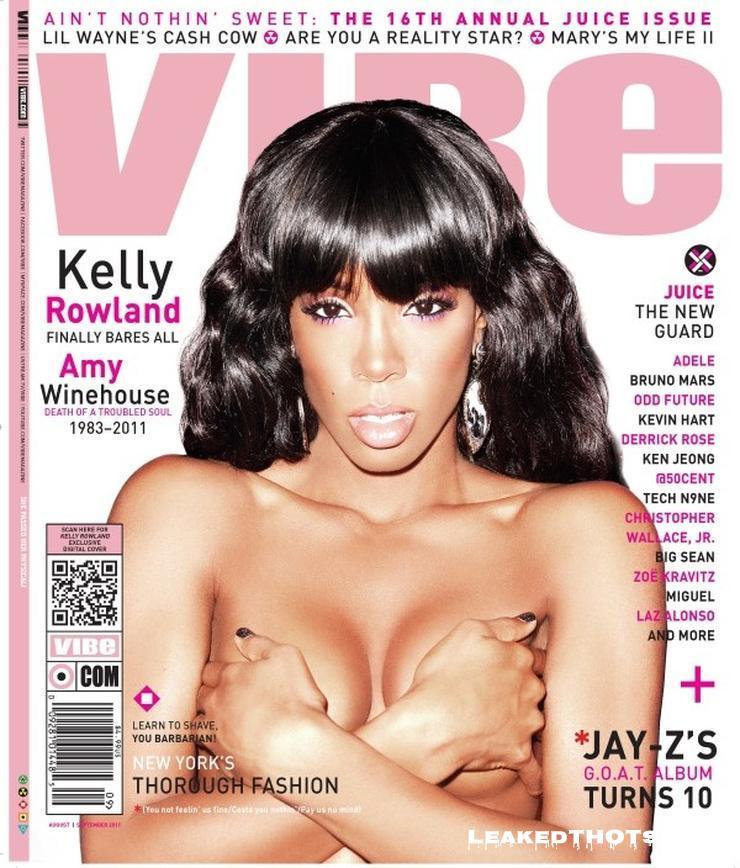 Kelly Rowland | LeakedThots 52