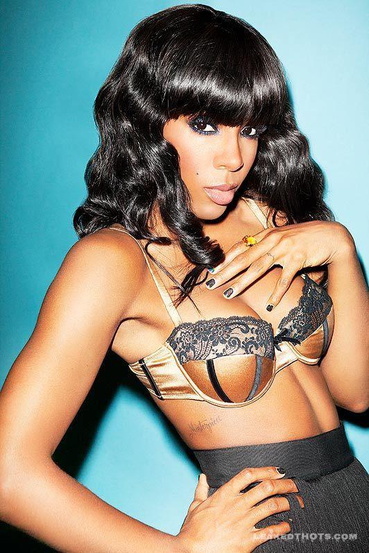Kelly Rowland | LeakedThots 13