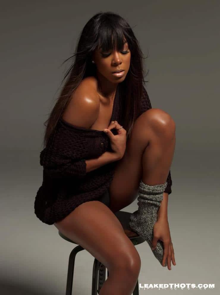 Kelly Rowland | LeakedThots 51