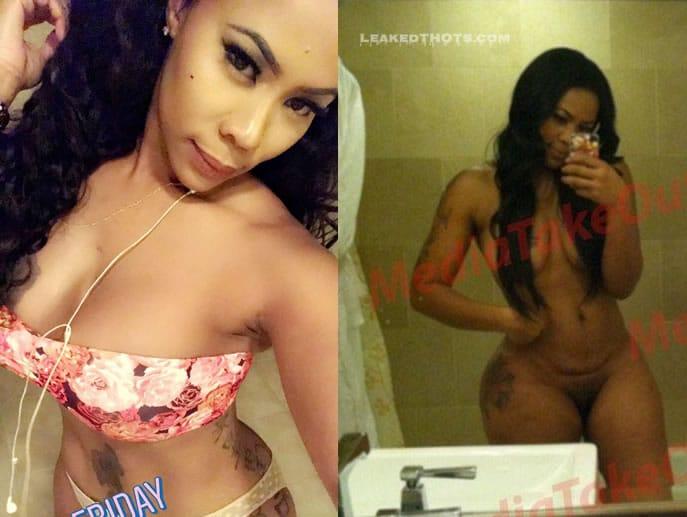 Chandra Davis | LeakedThots 15