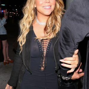 Mariah Carey oops paparazzi pic