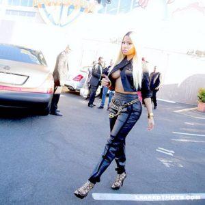 Nicki Minaj thot