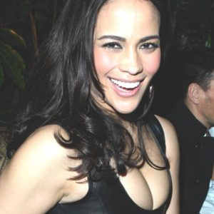 Paula Patton undressed