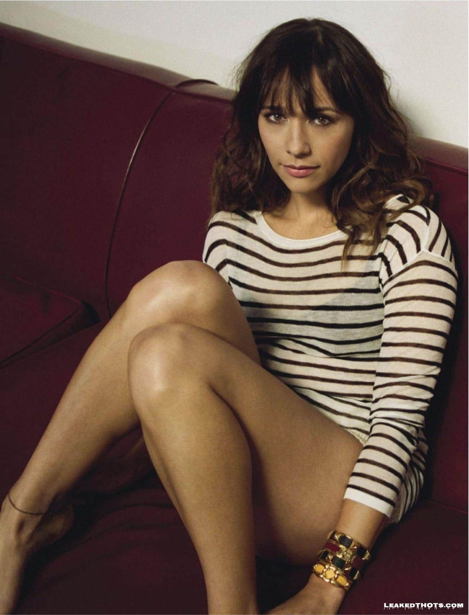 Rashida Jones LeakedThots