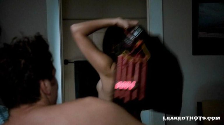 Rashida Jones black booty