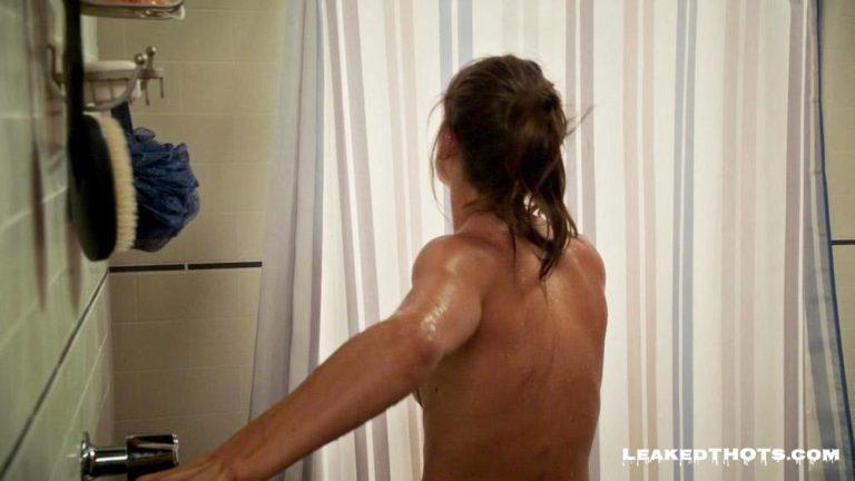 Rashida Jones back and hair