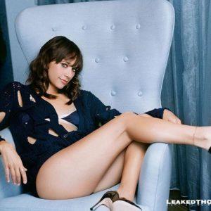 Rashida Jones nips