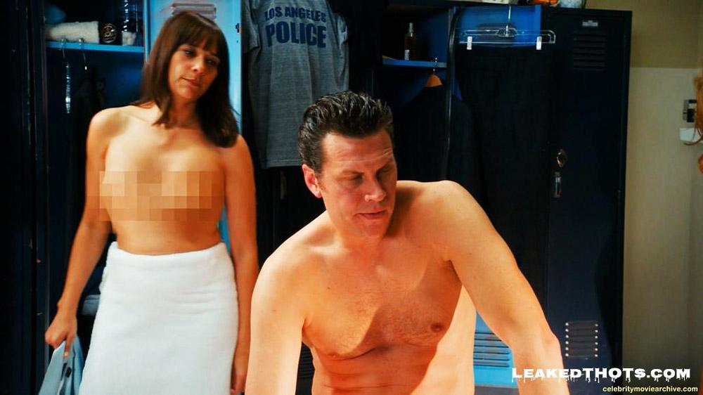 Rashida Jones sexy naked