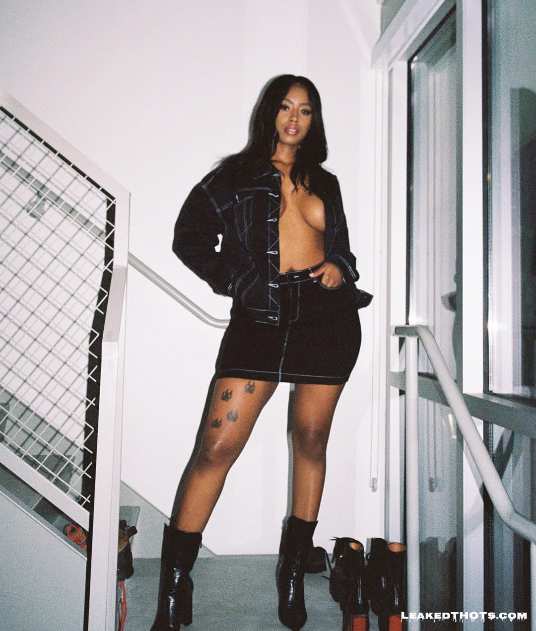 Raven Tracy | LeakedThots 45