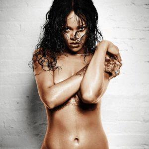Rihanna Esquire picture