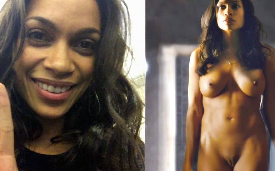 Rosario Dawson | LeakedThots 45