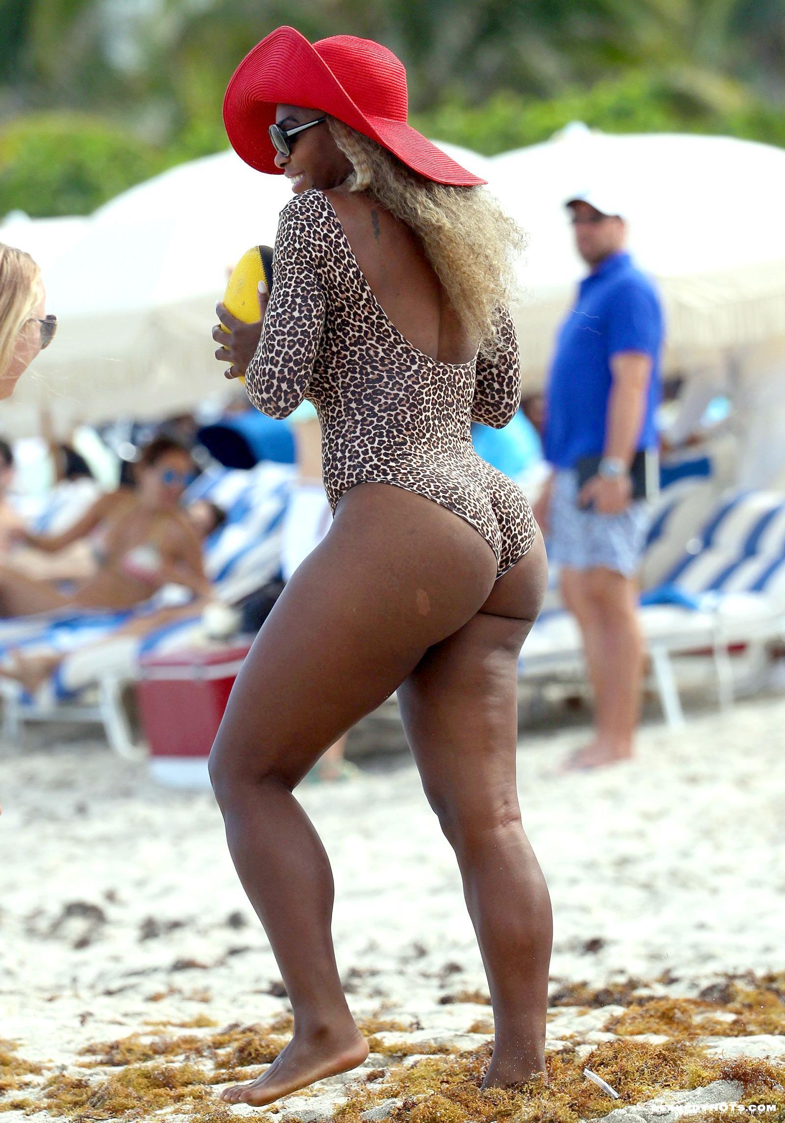 Serena Williams nudes