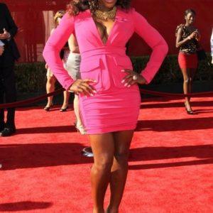 Serena Williams photoshoot