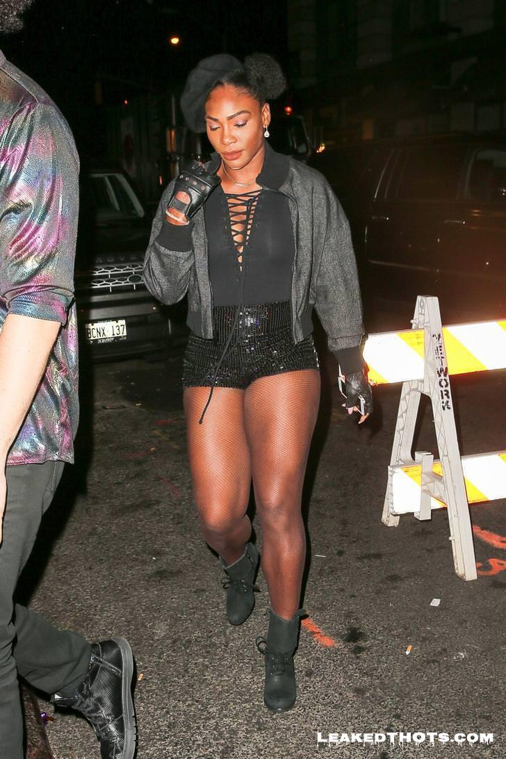 Serena Williams thot