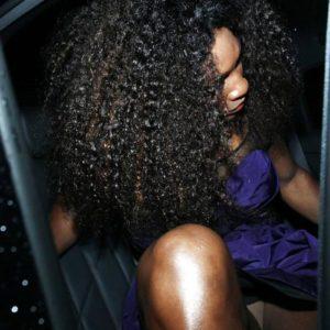 Serena Williams upskirt