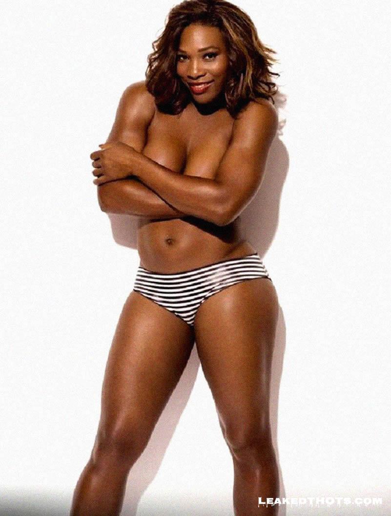 Serena Williams xxx