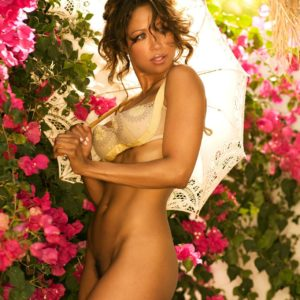 Stacey Dash boobs exposed