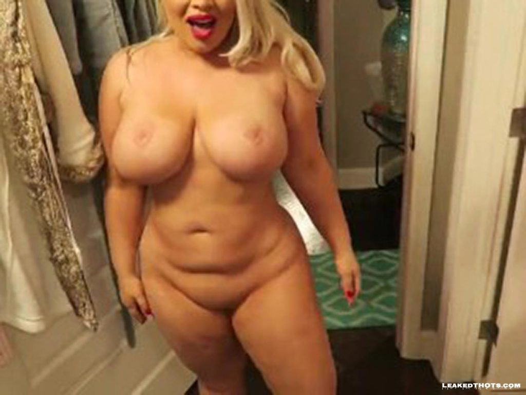 Trisha Paytas fully nude