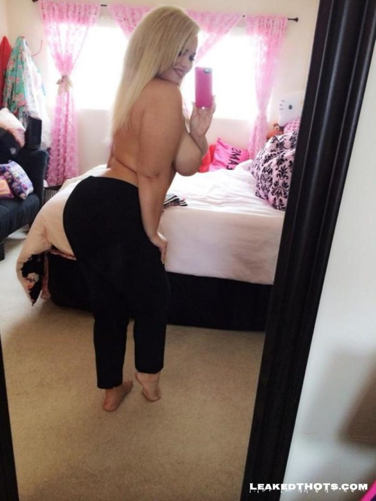Trisha Paytas undressed