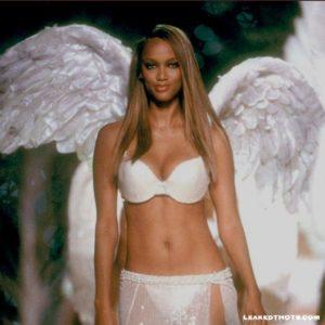 Tyra Banks Victoria's Secret Angel