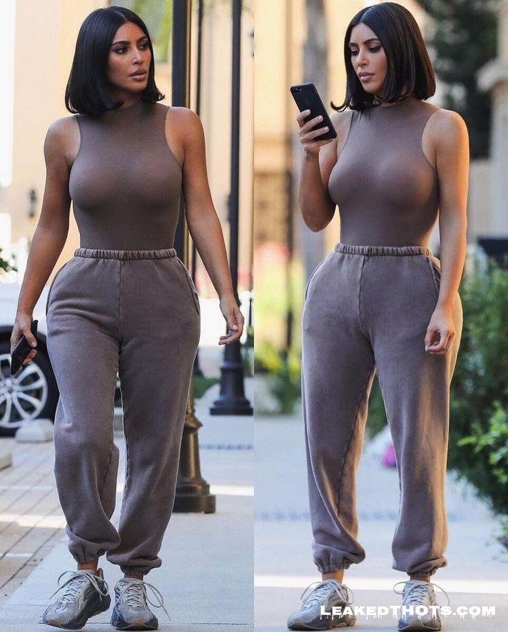 Kim Kardashian   LeakedThots 6