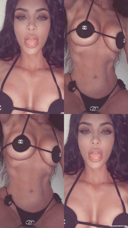 Kim Kardashian | LeakedThots 8