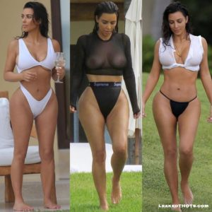 Kim Kardashian | LeakedThots 9