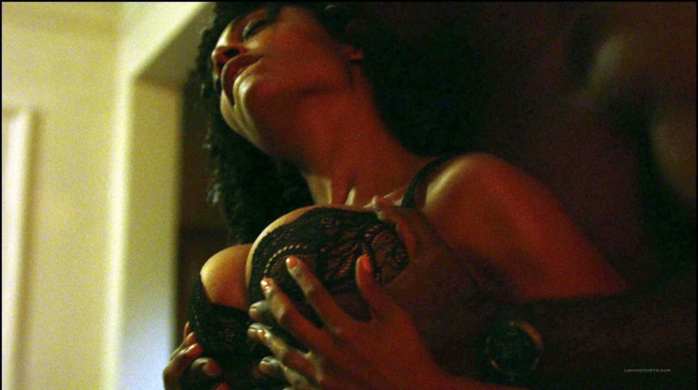 Simone Missick big black tits