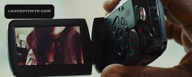 Rashida Jones video taped
